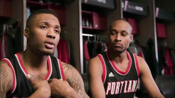 NBA Store Swingman Jerseys TV Spot, Not Just Looks Feat. Damian