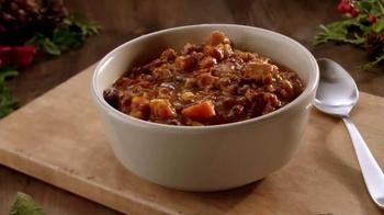 Panera Bread Turkey Chili TV Spot, 'Cozy Combo'