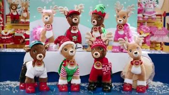 Build-A-Bear Workshop TV Spot, 'Santa's Reindeer'