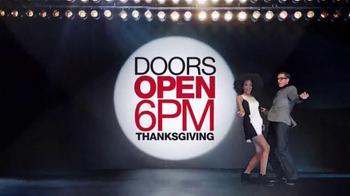 Macy's Black Friday Sale TV Spot, 'Doorbusters'