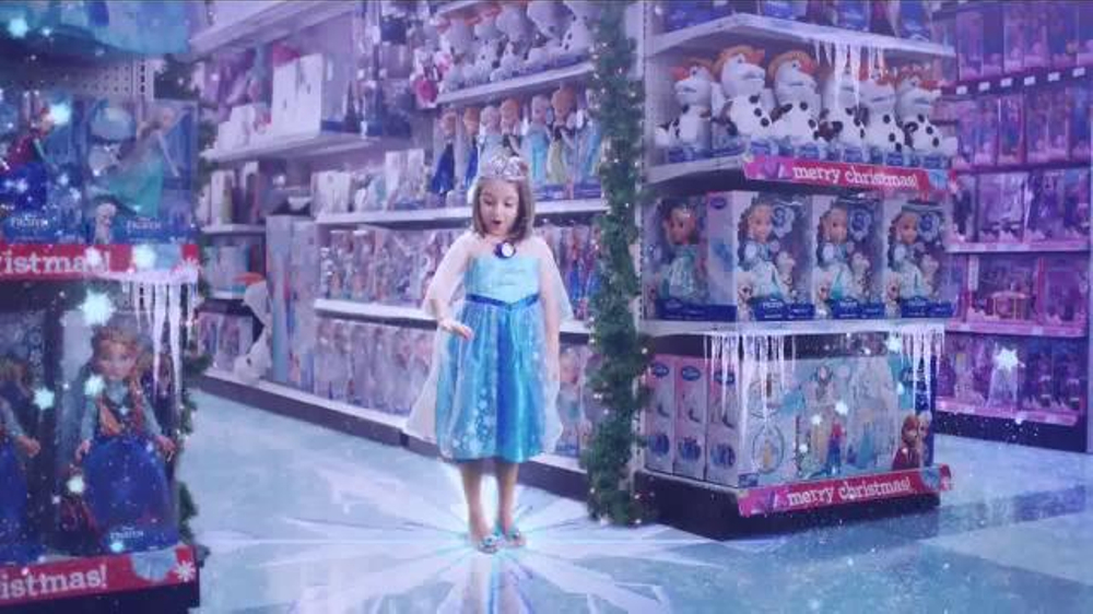 Frozen Toys R Us : Toys r us tv spot frozen spanish ispot