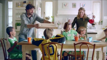 Bounty TV Spot, 'Pizza Party' - 12062 commercial airings