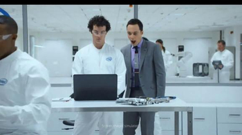 Intel RealSense Technology TV Spot, 'In the Lab' Featuring Jim Parsons
