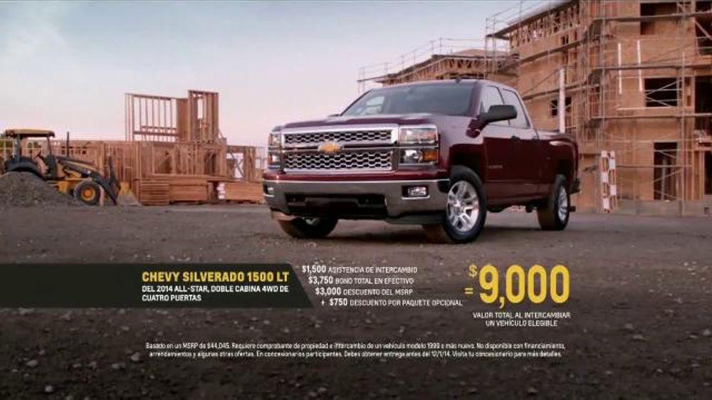 2015 Chevrolet Silverado 1500 Tv Spot M 225 S Confiable