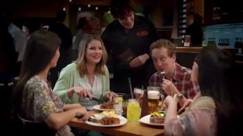 Outback Steakhouse Sirloin Portabella TV Spot, 'Estas Fiestas' [Spanish]