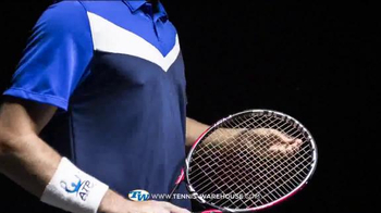 Tennis Warehouse ATP World Tour Gear TV Spot, '2014 ATP Finals'