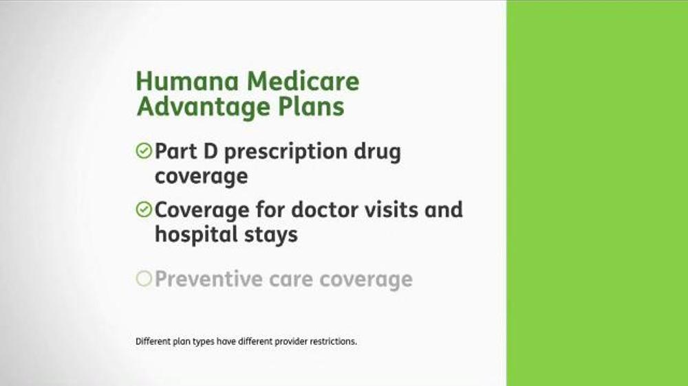 Humana Medicare Advantage Plan TV Commercial, 'An ...