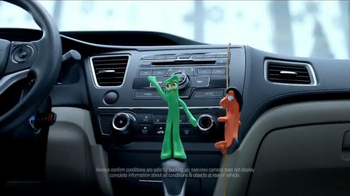 Honda: Gumby (feat. Pokey)