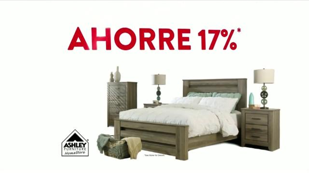 ashley furniture homestore tv spot 39 multitudes de viernes negro