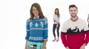 Kohl's TV Spot, 'Save on Sweaters'