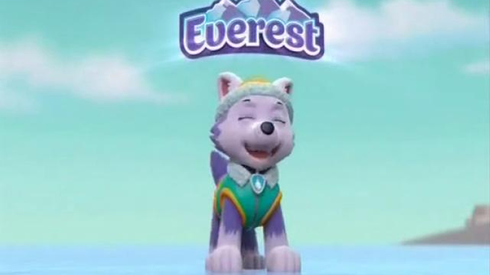 Paw patrol rescue run tv spot everest screenshot 2