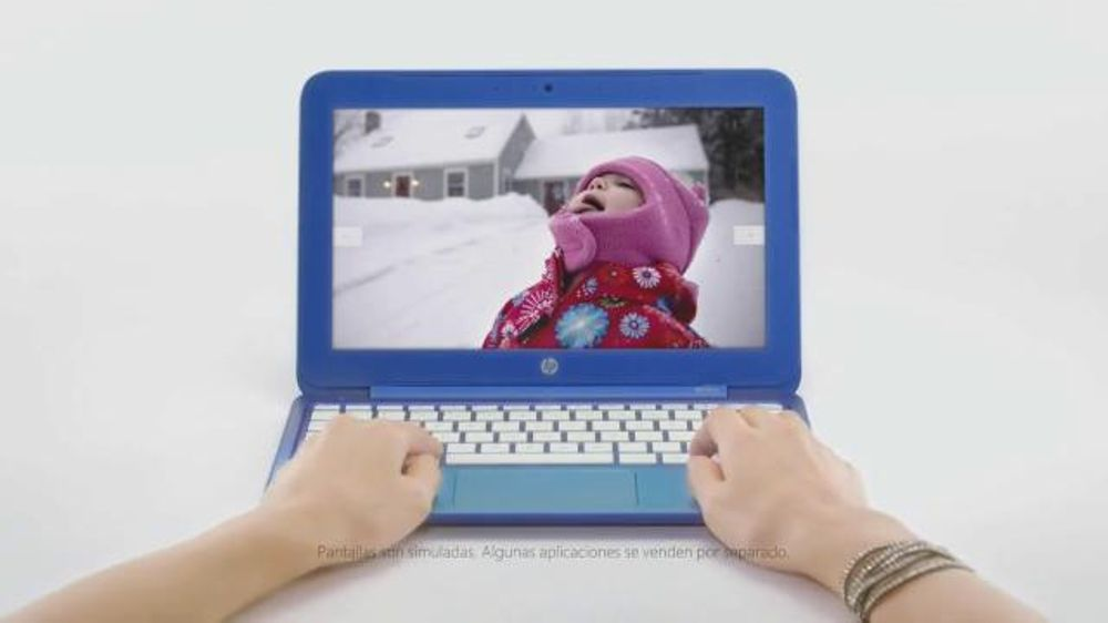 Microsoft HP Stream TV Spot, 'Organizar' [Spanish]