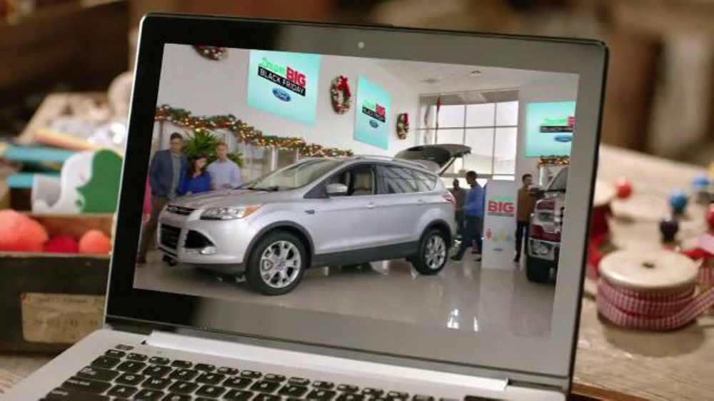 Black Actress In Ford Escape Commercial Autos Post
