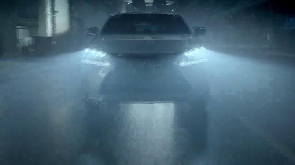 2015 Lexus NX TV Commercial, 'Moving Bold Design to New Heights
