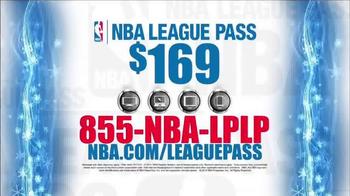 NBA League Pass TV Spot, 'Holiday Offer'