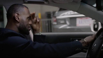 2015 Kia K900 TV Spot, 'Parking Spot' Featuring LeBron James thumbnail