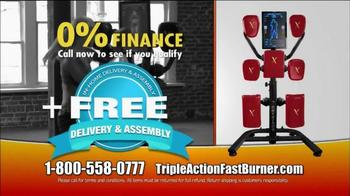 Triple Action Fast Burner TV Spot