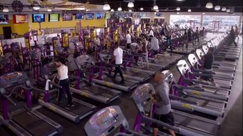 Planet Fitness TV Spot, 'Join Our Planet January'