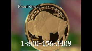 National Collector's Mint TV Spot, '2015 Gold Buffalo Tribute Proof'