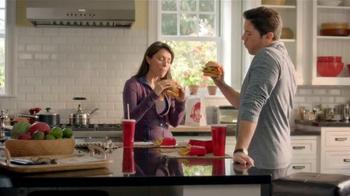 Wendy's Asiago Ranch Spicy Chicken TV Spot, 'Así Hago' [Spanish] thumbnail