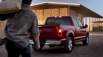 2015 Ford F-150 TV Spot, 'Introducing the All-New' Sony by Arctic Monkeys thumbnail