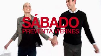 Macy's Venta de un Día TV Spot, 'Ropa Casual' [Spanish] thumbnail