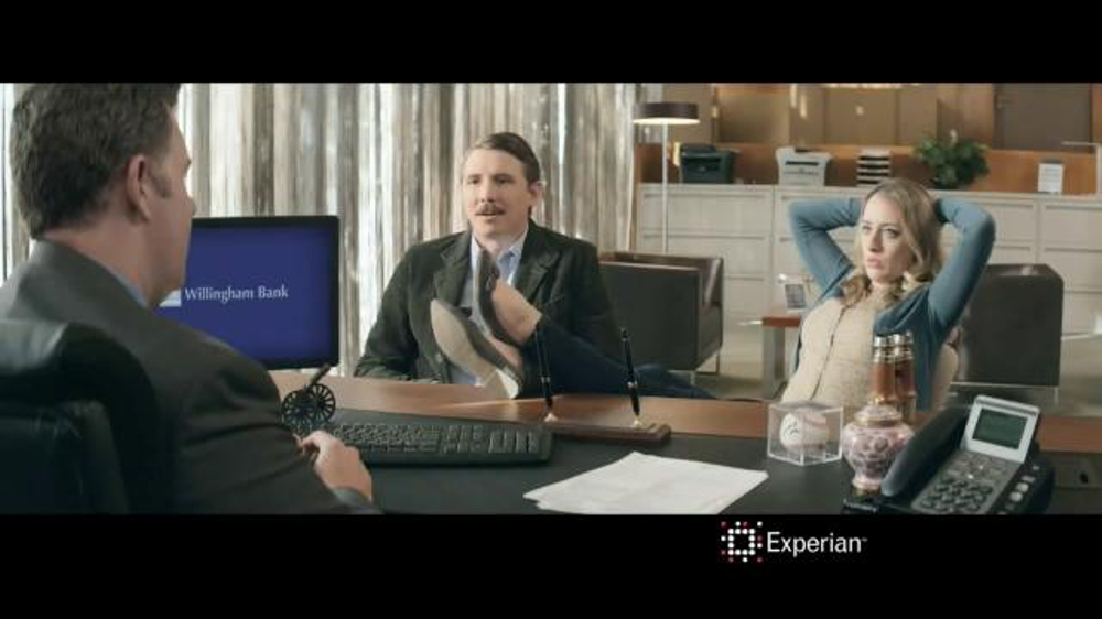 Experian Commercial Actress