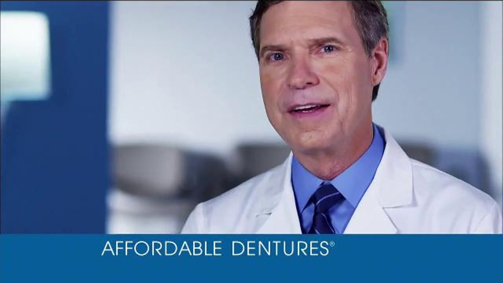 Affordable Dentures TV Spot, '40 Years of Smiles' thumbnail