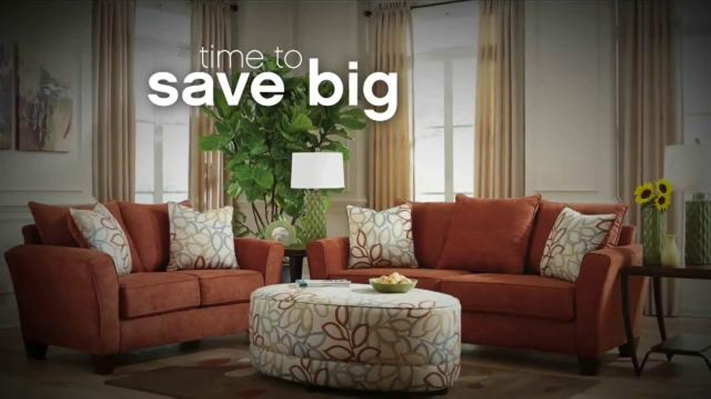 ashley furniture homestore big event tv spot 39 room upgrade 39 ispot
