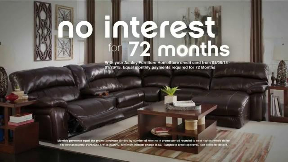 Ashley Furniture Homestore Big Event Tv Spot 39 Room Upgrade 39