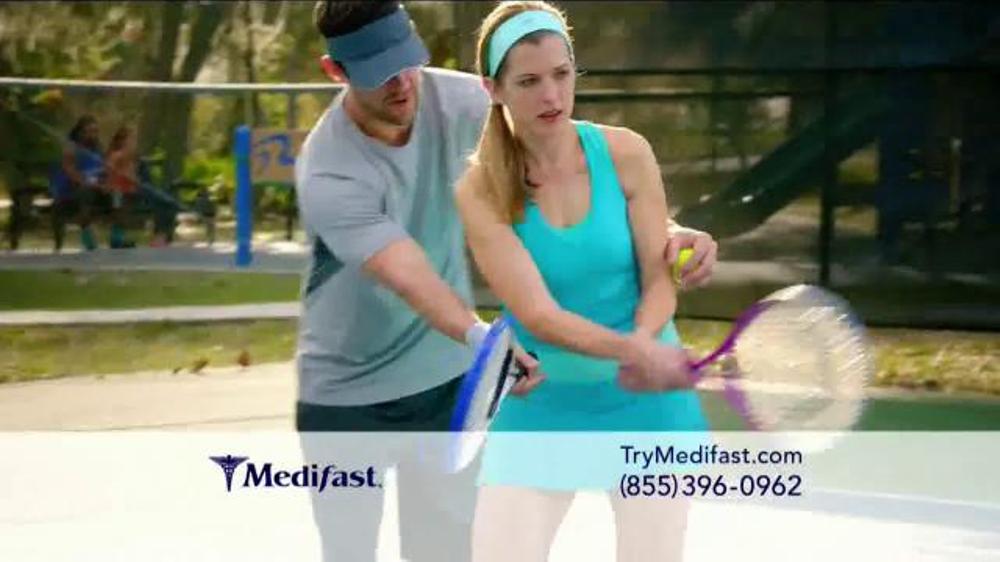 MediFast TV Spot, 'Tennis with Ruth Ann'
