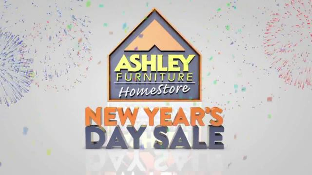 Ashley Furniture Homestore New Year 39 S Day Sale Tv Commercial 39 Goodbye To Old 39