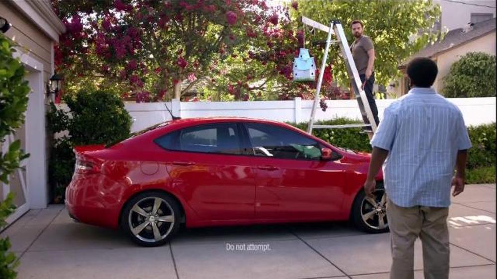 dodge dart tv commercial 39 birdhouse best friends 39 ft. Cars Review. Best American Auto & Cars Review