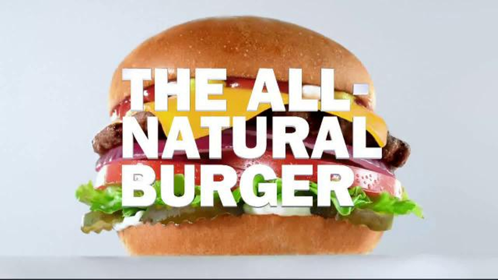 Carl S Jr All Natural Burger Price