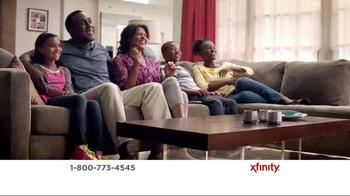 XFINITY X1 Entertainment Operating System TV Spot, 'TV & Internet Together' thumbnail
