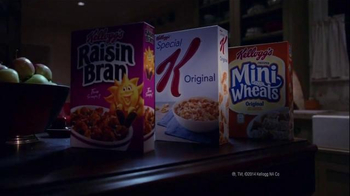 Kellogg's TV Spot, 'Tomorrow is Yours to Claim' - 9698 commercial airings