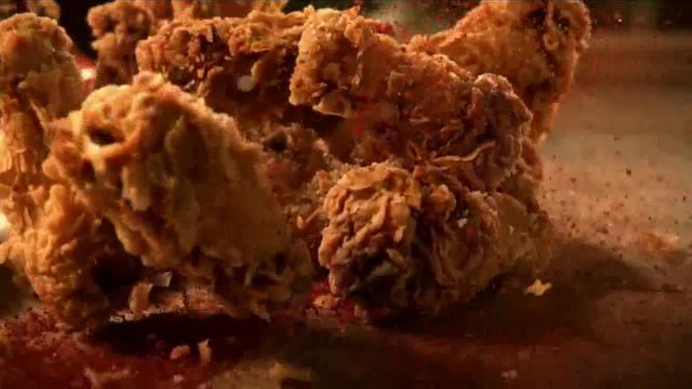 Popeyes Ghost Pepper Wings TV Spot, 'Chile Pepper Wings' [Spanish ...