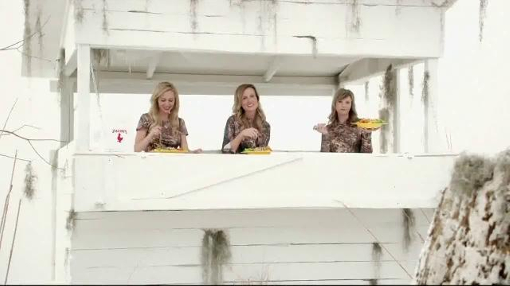 Duck Dynasty Commercial Fast Food