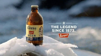 Coors Banquet TV Spot, 'Snow'