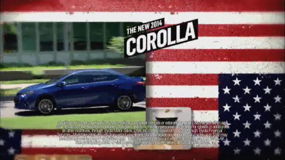 2014 Toyota Corolla Commercial Songs Autos Post