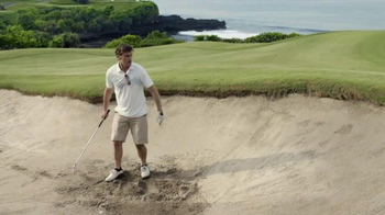 Booking.com TV Spot, 'Booking Golf' thumbnail