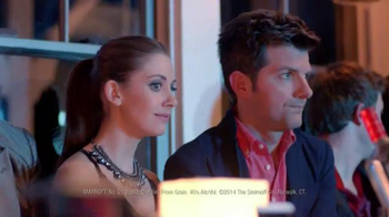 Smirnoff TV Spot, 'The VIP Room' Featuring Adam Scott and Alison Brie thumbnail