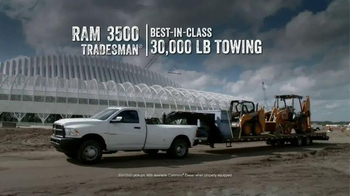 Ram Trucks: Ram Commercial Truck Season