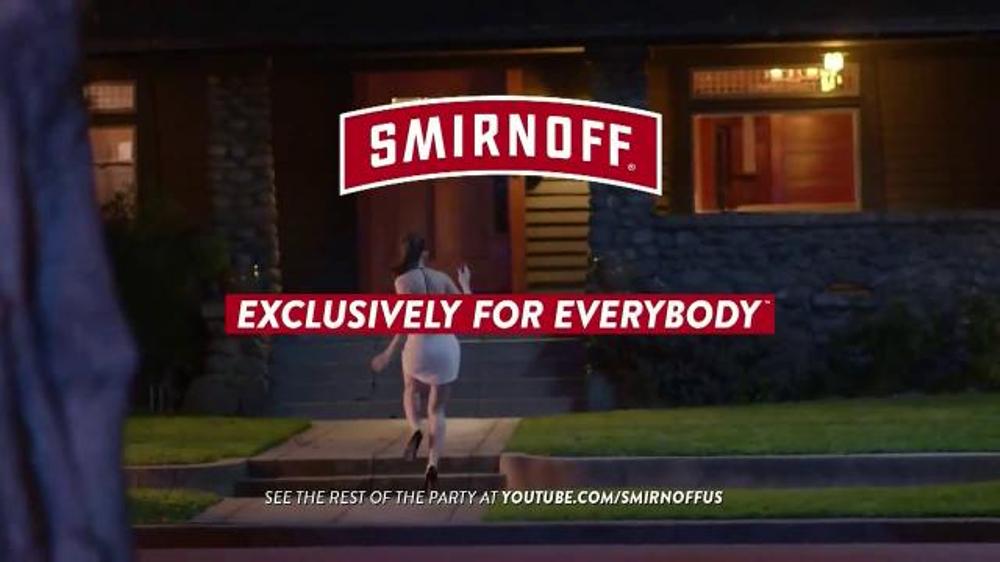 Alison brie smirnoff vodka commercial april 2014 5