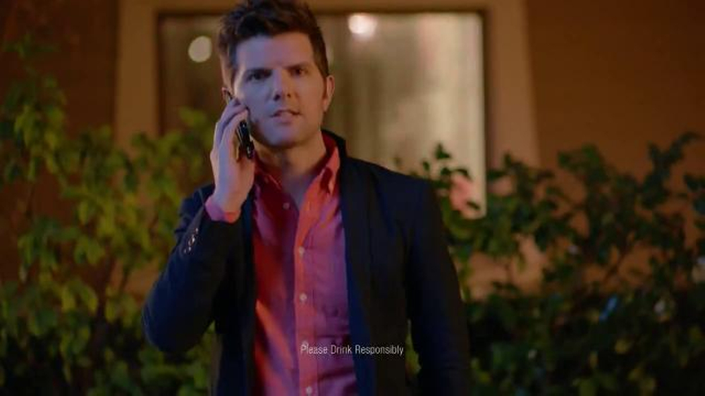 Smirnoff TV Spot, 'Getting Home' Featuring Adam Scott and Alison Brie thumbnail