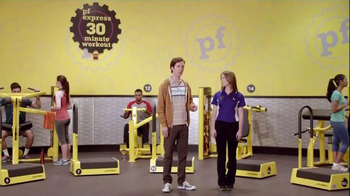 Planet Fitness TV Spot, 'Selfie High Five'