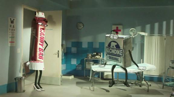 Klondike Kandy Bars TV Spot, 'Nurse Candy'