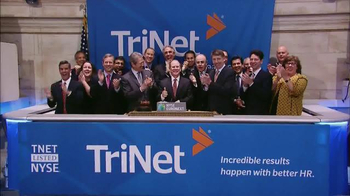 New York Stock Exchange TV Spot, 'TriNet'