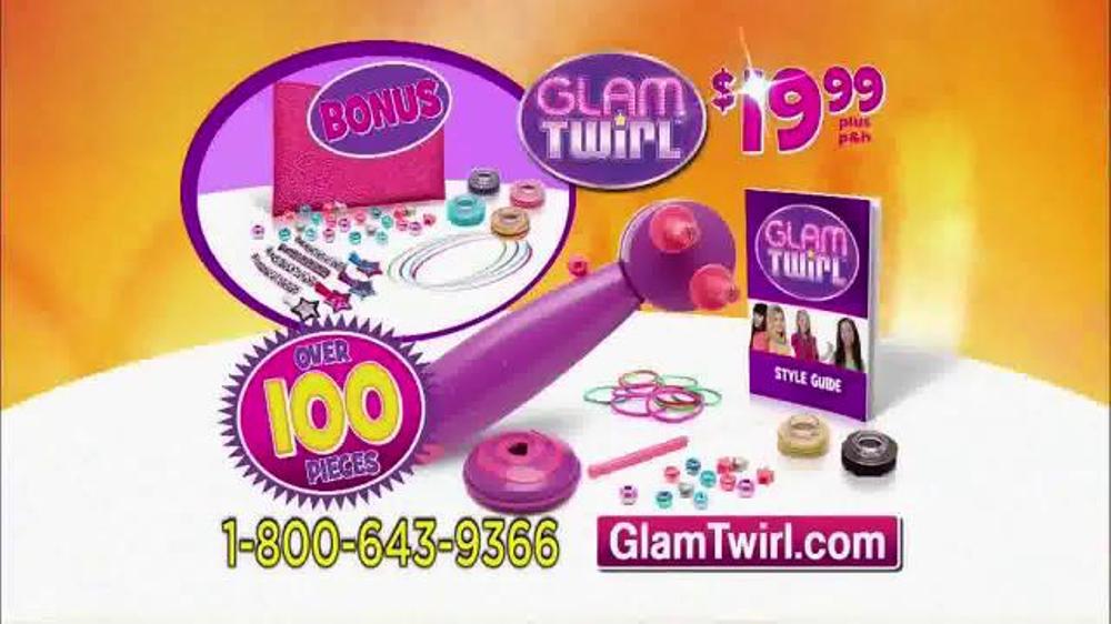 Glam Twirl TV Spot, 'Twist, Flip, Twirl' thumbnail
