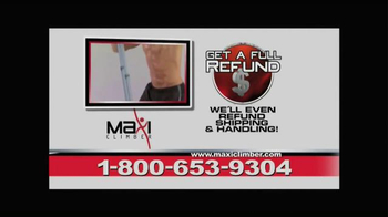 MaxiClimber TV Spot - Thumbnail 8
